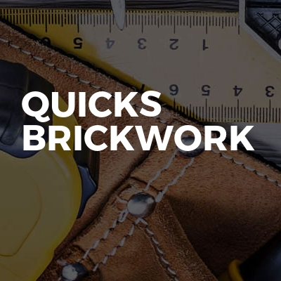 Quicks Brickwork