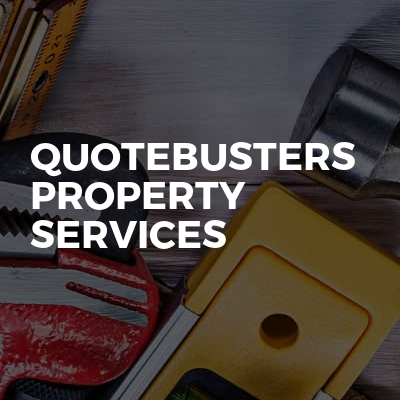 Quotebusters Property Services
