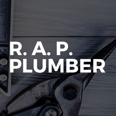 R. A. P. Plumber