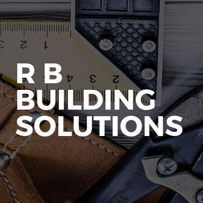 R B Building Solutions
