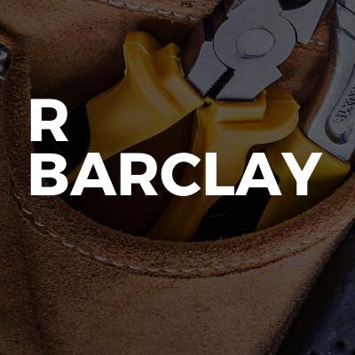 R Barclay