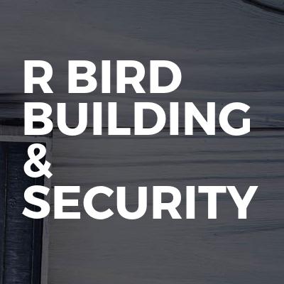 R Bird Building & Security