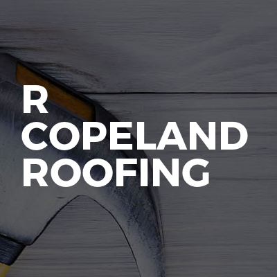 R Copeland Roofing