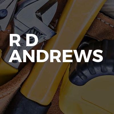 R d Andrews