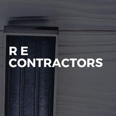 R E Contractors