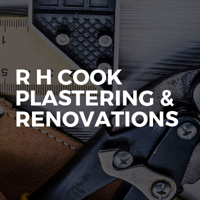 R H Cook Plastering & Renovations