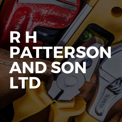 R H Patterson and son Ltd