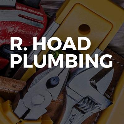 R. Hoad plumbing