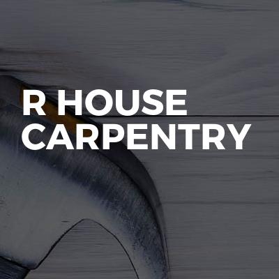 R house carpentry