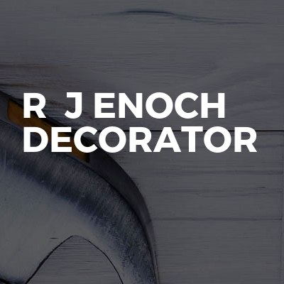 R  J Enoch Decorator