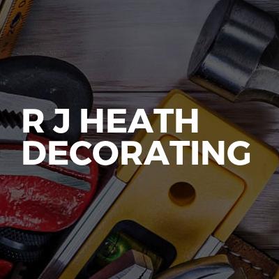 R J Heath Decorating
