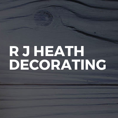 R J Heath Decorating