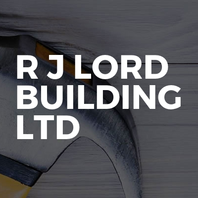 R J Lord Building ltd