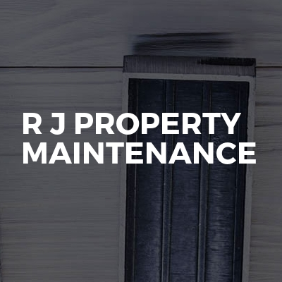 R J Property Maintenance