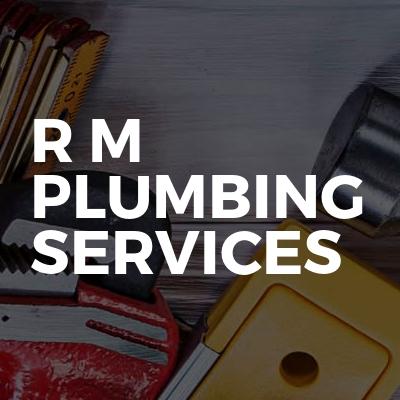 R m plumbing services