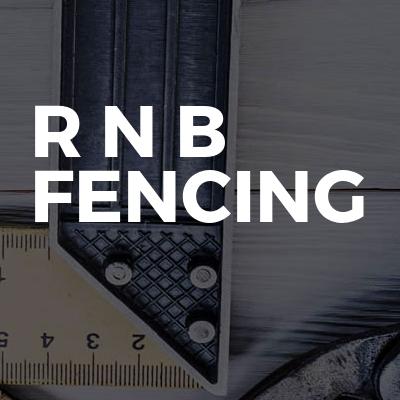 R n b fencing