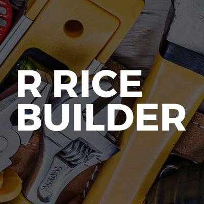 R Rice Builder