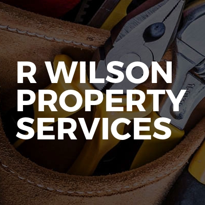 R Wilson property services