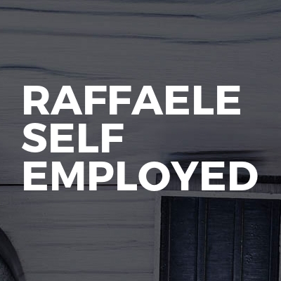 Raffaele self employed