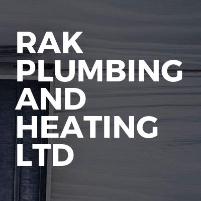 RAK Plumbing and Heating ltd