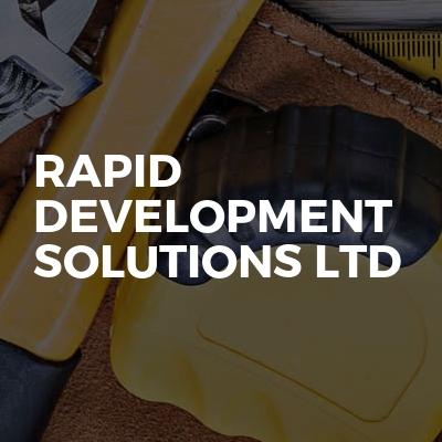 Rapid Development Solutions Ltd