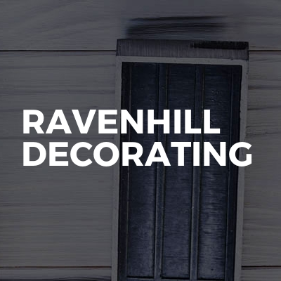Ravenhill Decorating