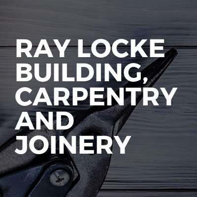 Ray Locke building, Carpentry and Joinery