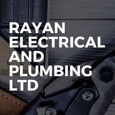 Rayan Electrical And Plumbing Ltd