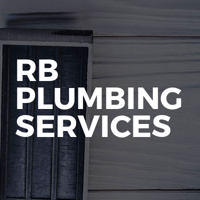 RB Plumbing Services