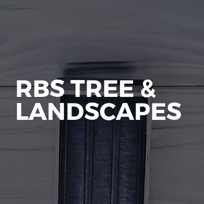 RBS TREE & LANDSCAPES