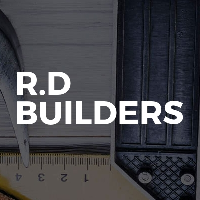 R.D builders