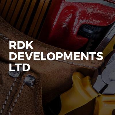 RDK Developments ltd