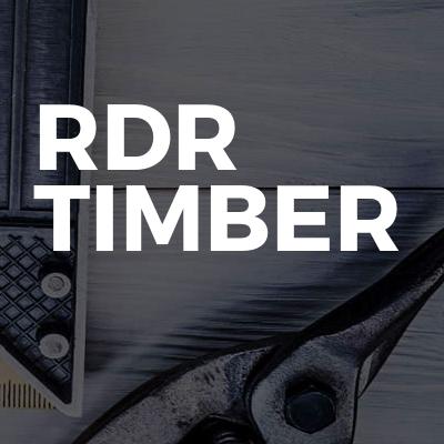 Rdr Timber