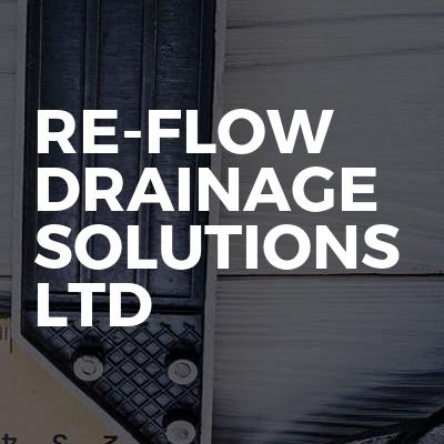Re-Flow Drainage Solutions Ltd