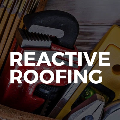 Reactive roofing