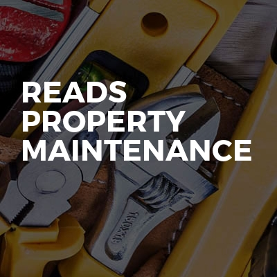 Reads property maintenance