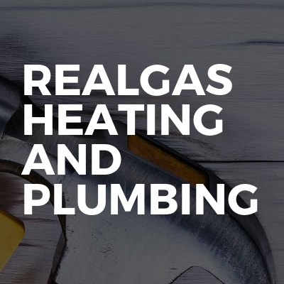 RealGAS Heating and Plumbing