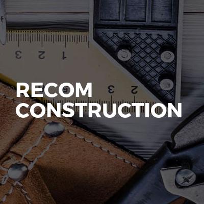 recom construction