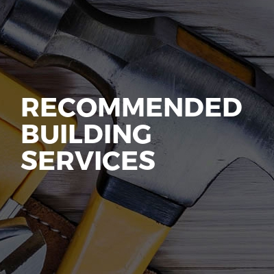 Recommended building services