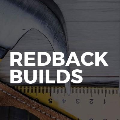 Redback builds