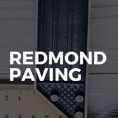 Redmond paving