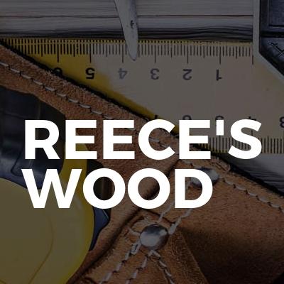 Reece's wood