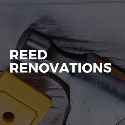 Reed Renovations