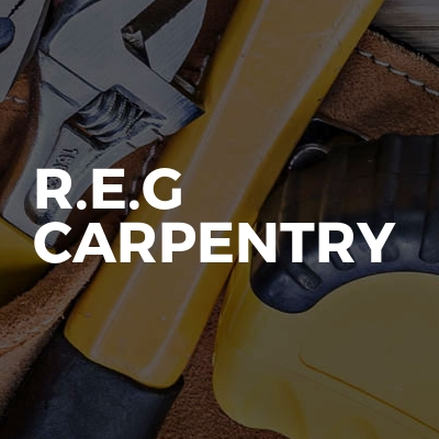 R.E.G Carpentry