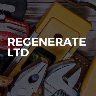 Regenerate Ltd