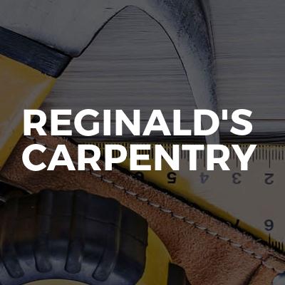 Reginald's Carpentry