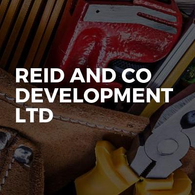 Reid and Co Development Ltd