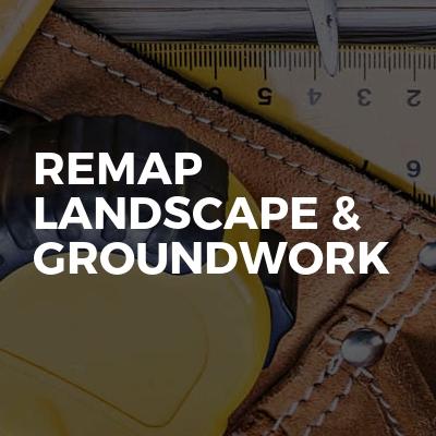 Remap landscape & groundwork