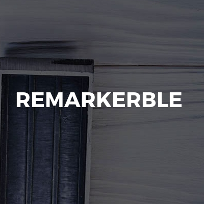 Remarkerble