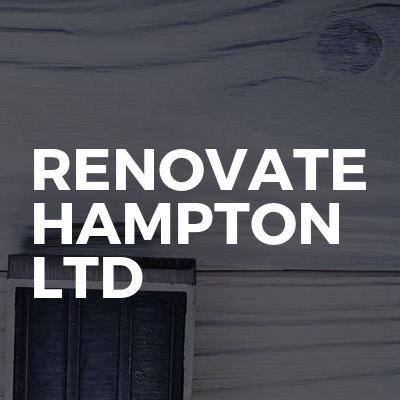 Renovate Hampton Ltd